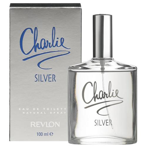 Revlon Charlie Silver toaletná voda dámska 100 ml