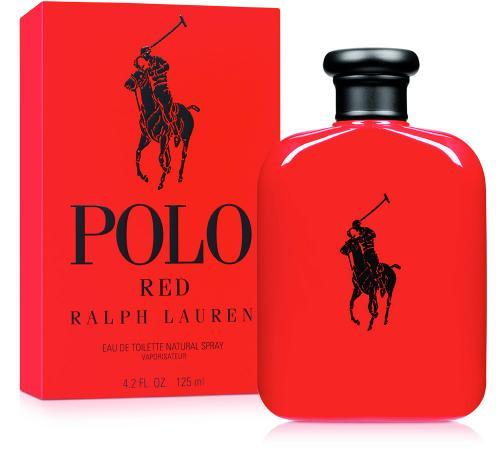 Ralph Lauren Polo Red  EDT 125 ml