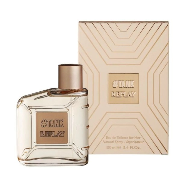 Replay Tank For Her - EDT 100 ml