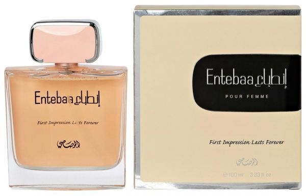 Rasasi Entebaa For Women  EDP 100 ml