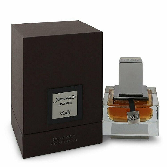 Rasasi Junoon Leather For Men - EDP 50 ml