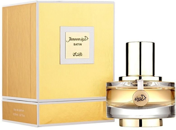Rasasi Junoon Satin For Women - EDP 50 ml