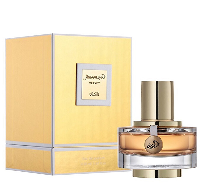Rasasi Junoon Velvet For Women - EDP 50 ml