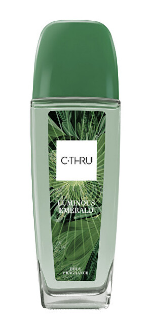 C-THRU Luminous Emerald - deodorant s rozprašovačem 75 ml