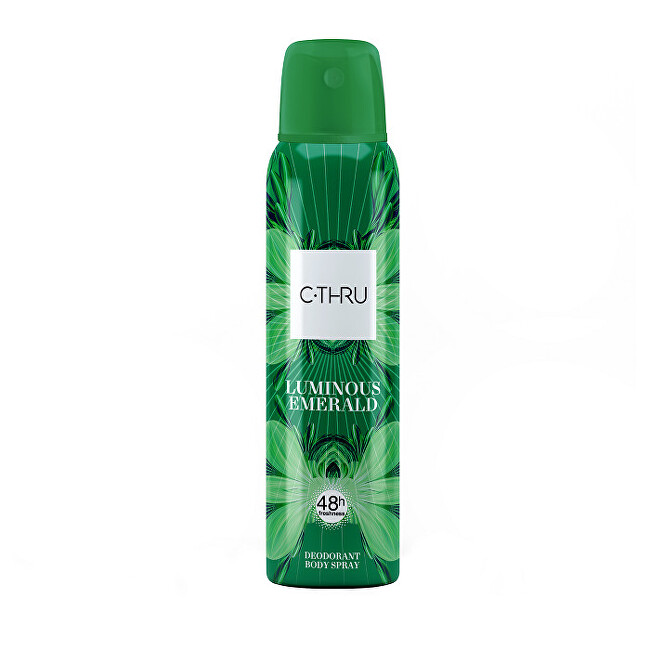 C-THRU Luminous Emerald deospray 150 ml