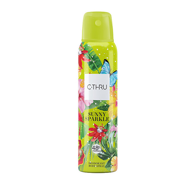 C-THRU Sunny Sparkle deospray 150 ml