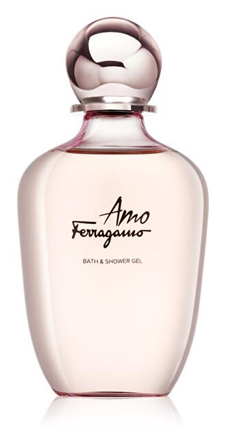 Salvatore Ferragamo Amo Ferragamo - sprchový gel 200 ml