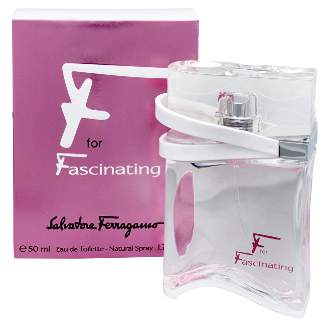 Salvatore Ferragamo F for Fascinating toaletná voda dámska 90 ml