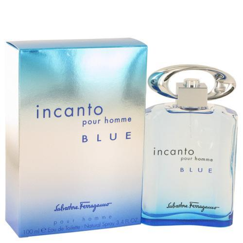 Salvatore Ferragamo Incanto Blue - EDT 100 ml