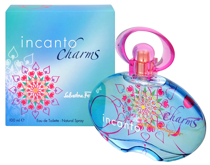 Salvatore Ferragamo Incanto Charms - EDT 100 ml