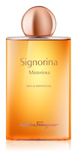 Salvatore Ferragamo Signorina Misteriosa - sprchový gel 200 ml