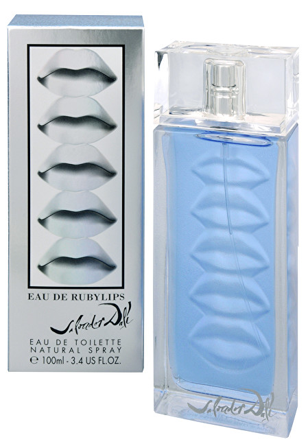 Salvador Dalí Eau De Rubylips - EDT 100 ml