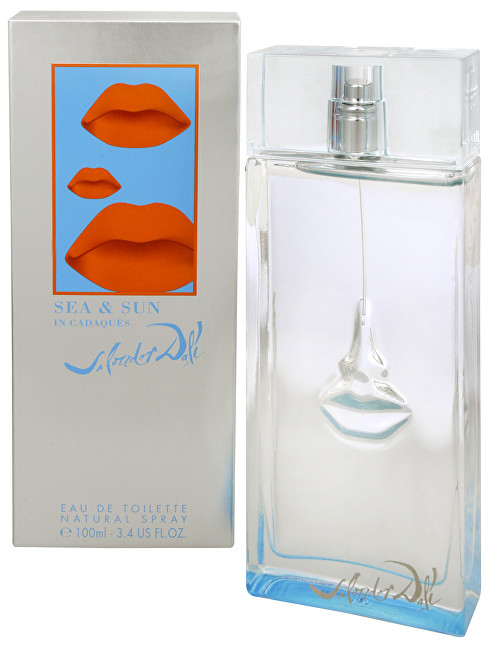 Salvador Dalí Sea  Sun In Cadaqués  EDT 30 ml
