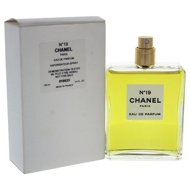 Chanel No. 19 Eau de Parfum - EDP TESTER 100 ml