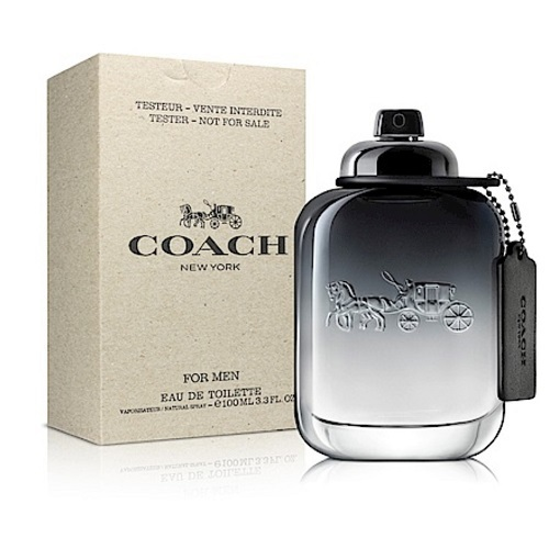 Coach For Men  EDT TESTER 100 ml
