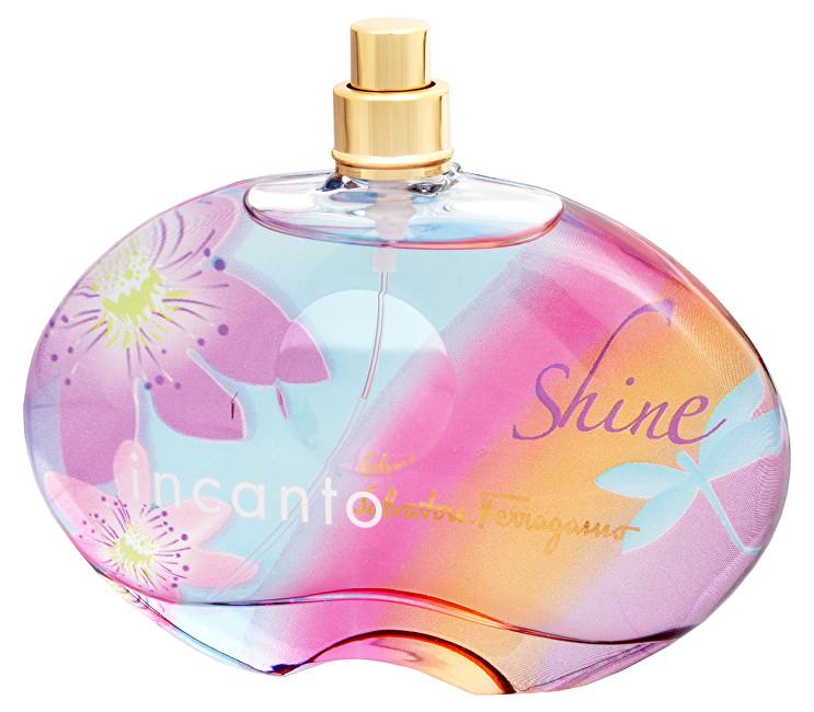 Salvatore Ferragamo Incanto Shine - EDT TESTER 100 ml