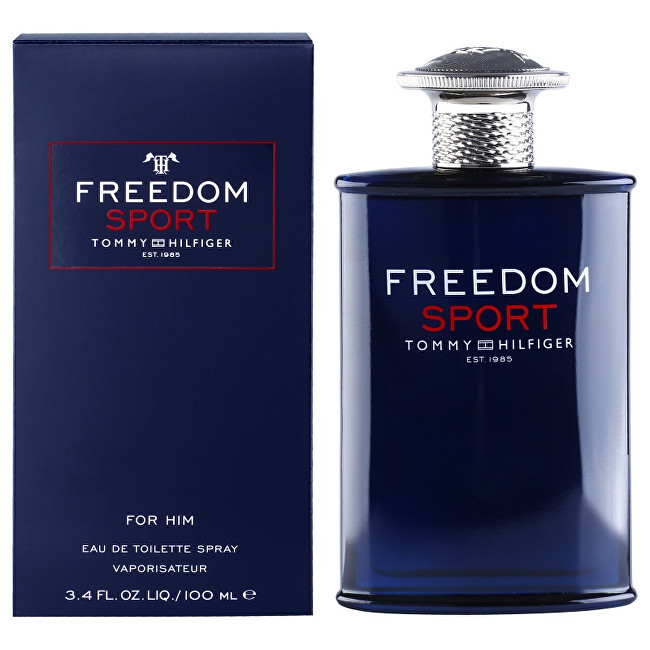 Tommy Hilfiger Freedom Sport - EDT 100 ml