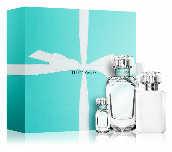 Tiffany & Co. EDP 75 ml + telové mlieko 100 ml + EDP 5 ml