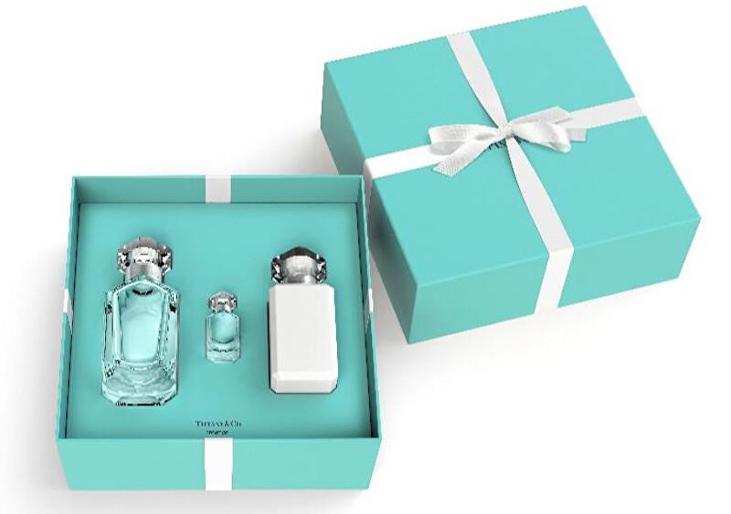 Tiffany & Co Intense EDP 75 ml + EDP 5 ml + telové mlieko 100 ml pre ženy darčeková sada