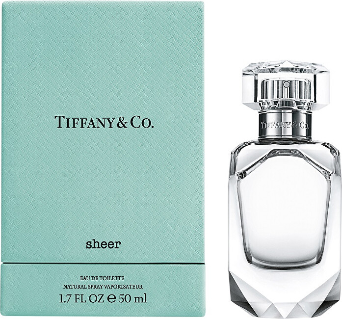 Tiffany & Co. Tiffany & Co. Sheer - EDT 30 ml