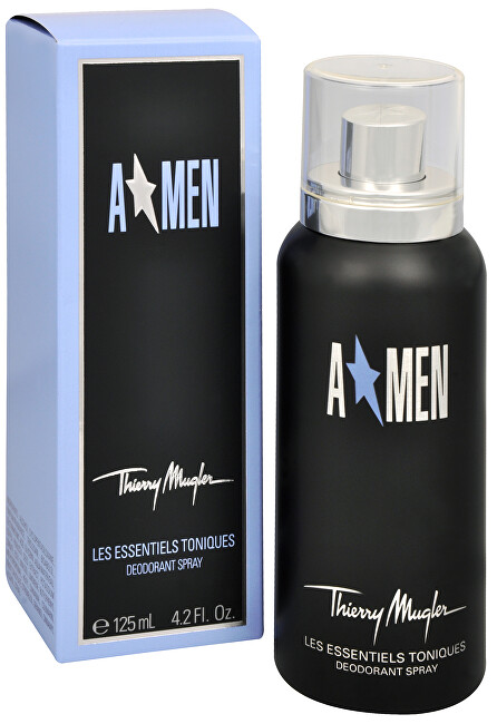 Thierry Mugler AMen  deodorant ve spreji 125 ml