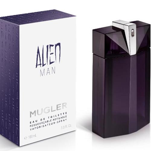 Thierry Mugler Alien Man - EDT (plnitelná) 50 ml