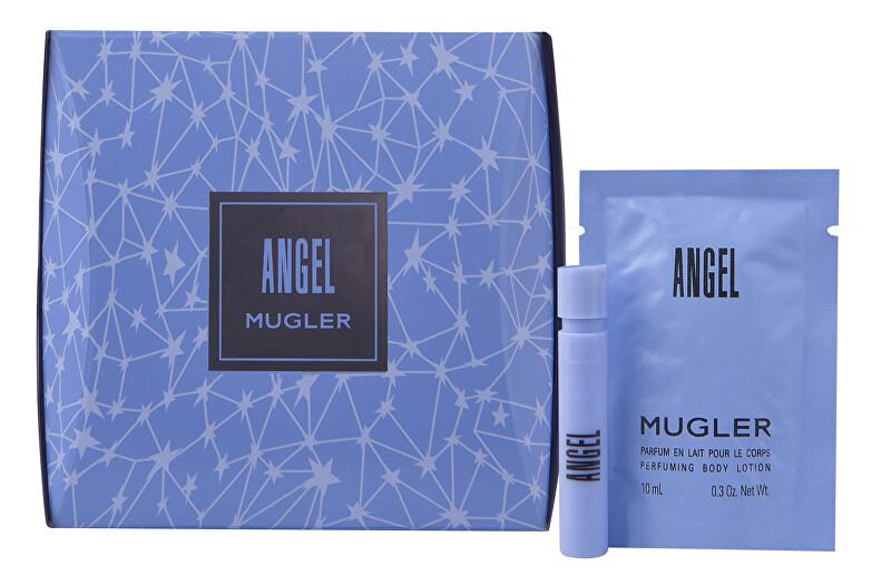 Thierry Mugler Angel - EDP 1,2 ml + tělové mléko 10 ml