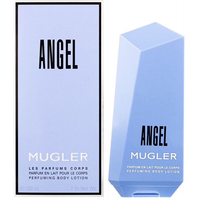 Thierry Mugler Angel telové mlieko 200 ml