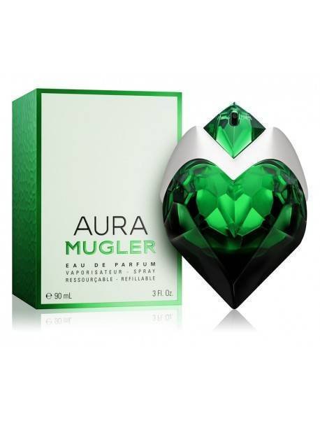 Thierry Mugler Aura Mugler - EDP (plnitelná) 90 ml