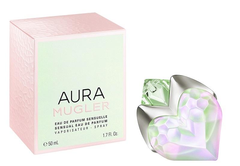 Thierry Mugler Aura Mugler Eau de Parfum Sensuelle parfumovaná voda dámska 50 ml