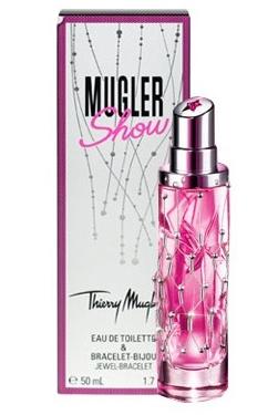 Thierry Mugler Mugler Show toaletná voda dámska 50 ml