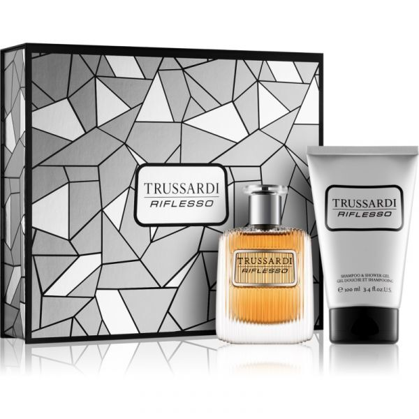 Trussardi Riflesso  EDT 50 ml  sprchový gel 100 ml