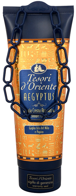 Tesori d´Oriente Aegyptus - sprchový gel 250 ml