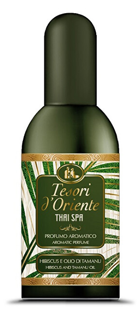 Tesori d´Oriente Thai Spa - EDP 100 ml