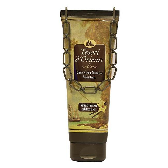 Tesori d´Oriente Vaniglia e Zenzero del Madagascar - sprchový gel 250 ml