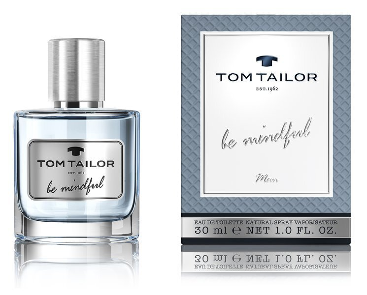 Tom Tailor Be Mindful Man - EDT 30 ml