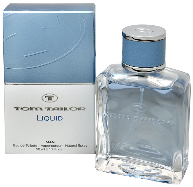Tom Tailor Liquid Man - EDT 30 ml