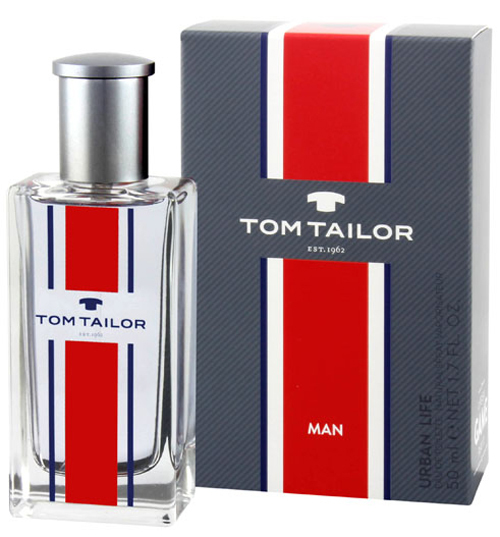 Tom Tailor Urban Life Man  EDT 30 ml