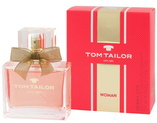 Tom Tailor Urban Life Woman  EDT 30 ml