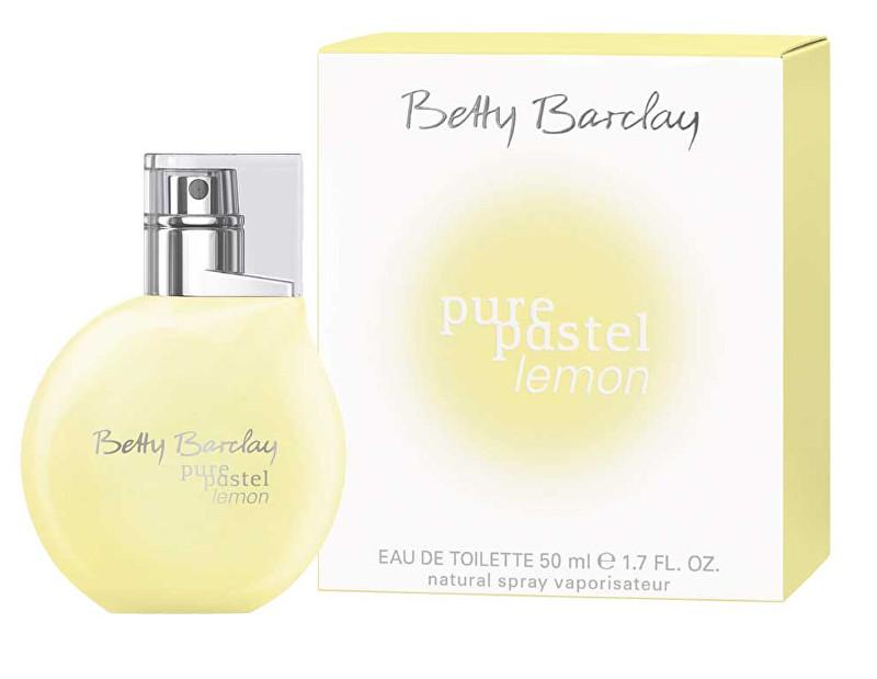 Betty Barclay Pure pastel Lemon toaletná voda dámska 50 ml