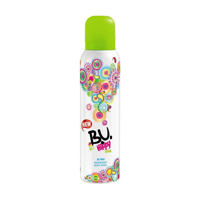 B.U. Hippy Soul - deodorant ve spreji 150 ml
