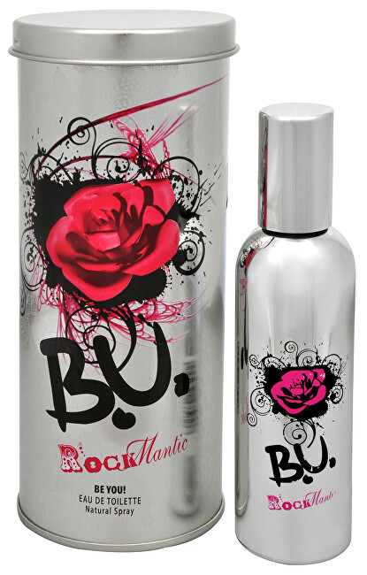 BU RockMantic  EDT 50 ml