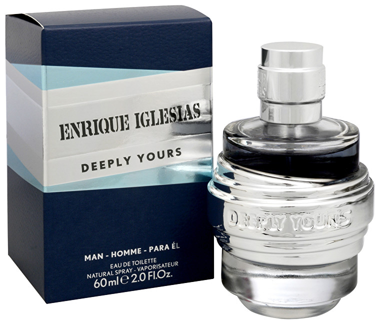 Enrique Iglesias Deeply Yours Man  EDT 90 ml