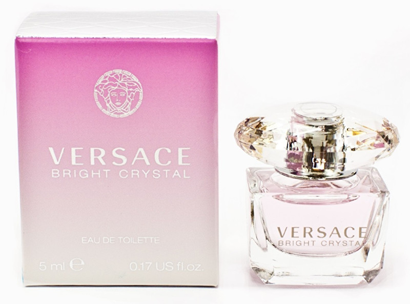 Versace Bright Crystal - miniatúra EDT 5 ml
