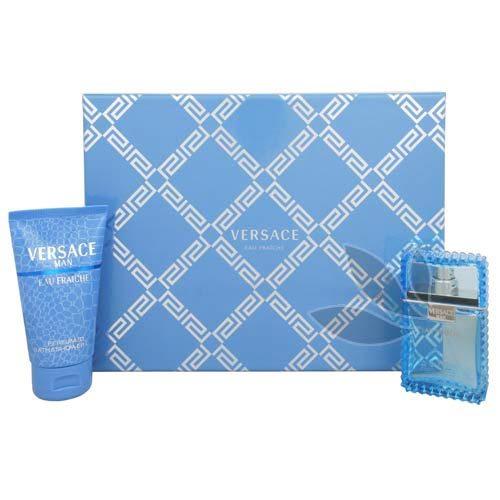Versace Eau Fraiche Man - EDT 30 ml + sprchový gel 50 ml