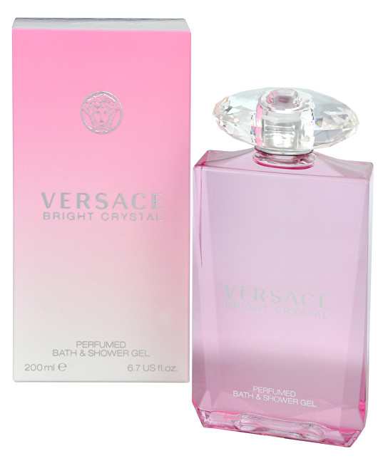 Versace Bright Crystal - sprchový gel 200 ml
