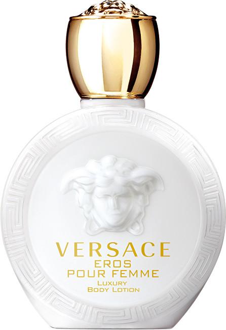 Versace Eros Pour Femme Eau de Toilette telové mlieko 200 ml