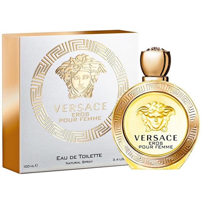 Versace Eros Pour Femme - EDT 100 ml