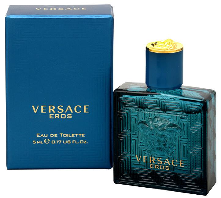 Versace Eros - miniatúra EDT 5 ml