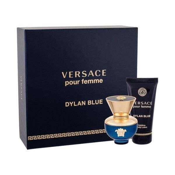 Versace Pour Femme Dylan Blue - EDP 30 ml + telové mlieko 50 ml
